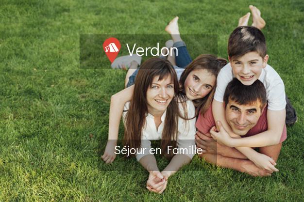 Séjour camping en famille à Esparron de Verdon